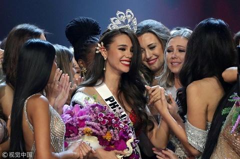 Phó tổng thống Philippines hết lời ca ngợi tân Hoa hậu Hoàn vũ