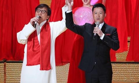 Thanh Long, Ngo Kinh duoc bau la Pho chu tich Hiep hoi Dien anh TQ hinh anh