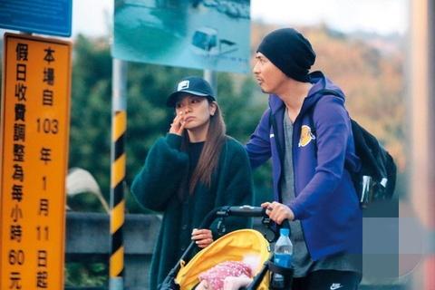 Cuộc sống giản dị của Châu Du Dân bên vợ và con gái