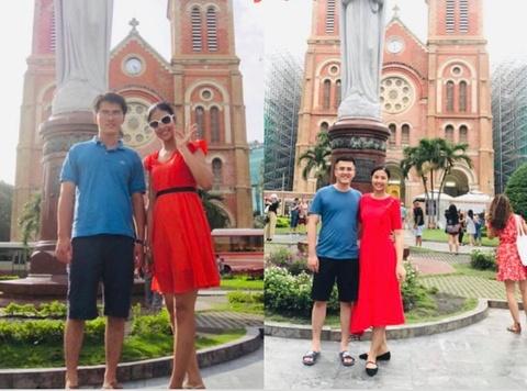 Hoa hậu Ngọc Hân chia sẻ ảnh bên bạn trai tin đồn sau 8 năm