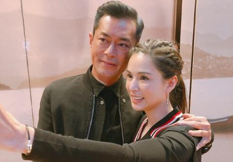 Lý Nhược Đồng, Cổ Thiên Lạc hội ngộ dàn sao 'Thần điêu đại hiệp' 1995