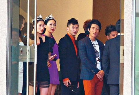 TVB và các đài truyền hình Hong Kong