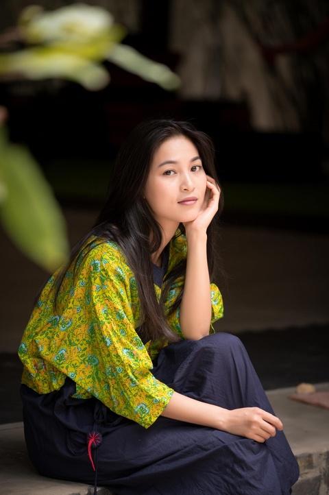 Nhung Kate: 'Khong nghi toi viec cuoi, sinh con voi Johnny Tri Nguyen' hinh anh 2
