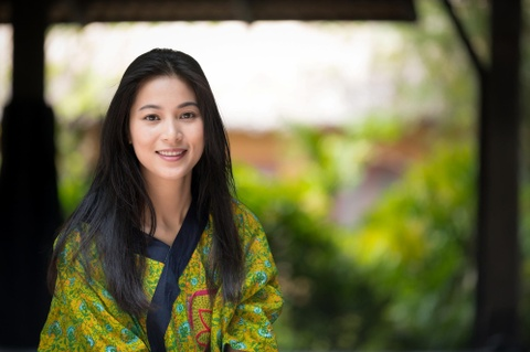 Nhung Kate: 'Khong nghi toi viec cuoi, sinh con voi Johnny Tri Nguyen' hinh anh 3