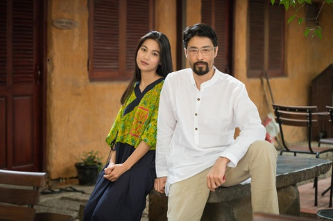 Johnny Tri Nguyen noi ve ve ngoai gia nua: 'Khong thay doi moi la soc' hinh anh 5