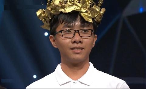 'Chàng trai kỷ lục' Bá Vinh nhận kém hơn 2 đối thủ ở chung kết Olympia