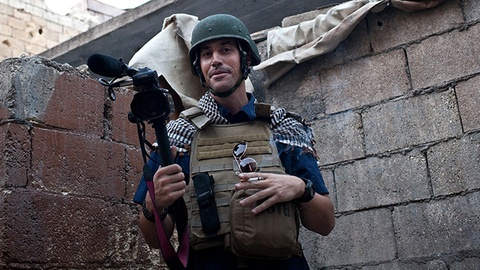 My ngan can gia dinh nha bao James Foley tra tien chuoc hinh anh