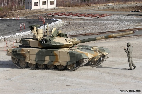 T-90MS pho dien suc manh hinh anh