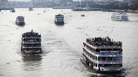 Pha lat tai Bangladesh, 31 nguoi chet hinh anh