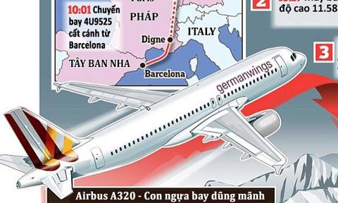 May bay cua Germanwings gap nan nhu the nao? hinh anh