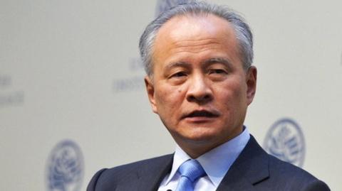 Trung Quoc to nguoc My gay cang thang o Bien Dong hinh anh
