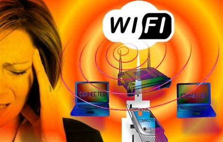 wifi anh huong den tinh trung hinh anh