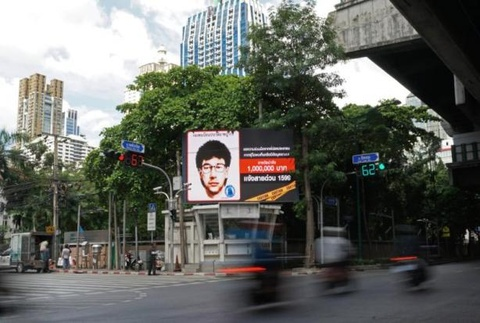 Co the nghi pham trong vu danh bom Bangkok da thoat hinh anh