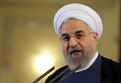 Iran muon My xin loi de phuc hoi quan he hinh anh