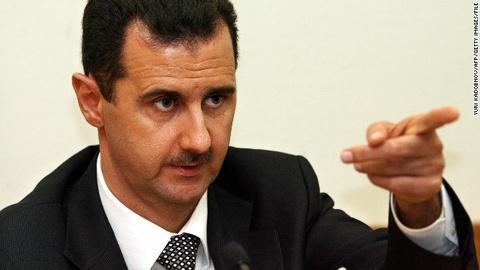 Tong thong Syria che chien dich khong kich cua Anh hinh anh