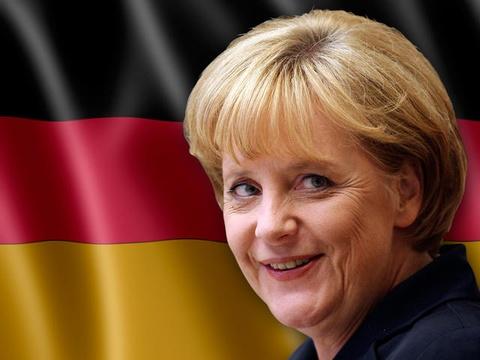 10 nam cam quyen cua Angela Merkel hinh anh