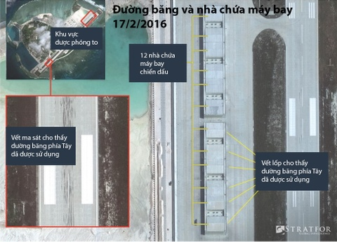 Can canh HQ-9 va co so quan su phi phap cua TQ o dao Phu Lam hinh anh 4