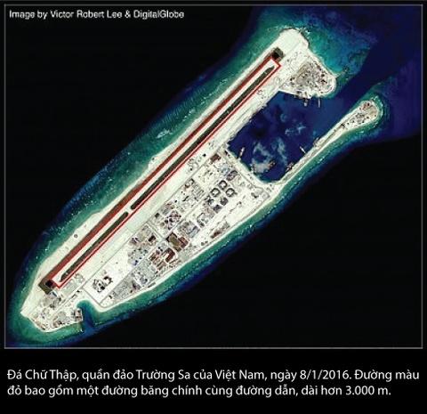 Trung Quoc dang mo rong boi dap phi phap o Hoang Sa hinh anh 5