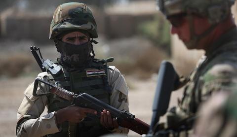 Phien quan IS ban chet binh si My hinh anh