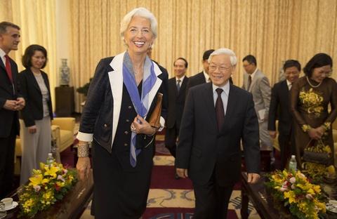 IMF: Nen kinh te VN se bi ton thuong neu khong cai cach hinh anh