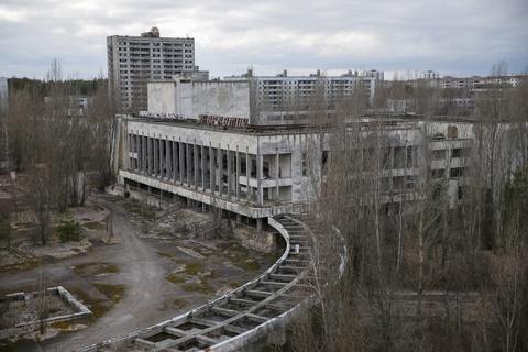 Thanh pho hoang tan 3 thap ky sau tham hoa Chernobyl hinh anh 8