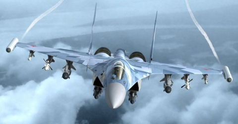 Su-35 doi dau F-22, chien dau co nao uu the hon? hinh anh 8