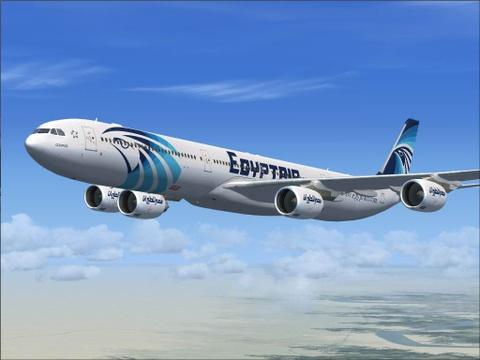 egypt air hinh anh