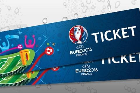 Ve gia Euro 2016 duoc rao ban tran lan tren mang hinh anh