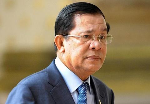 Dang cam quyen Campuchia chon khong ung ho phan quyet Toa TT hinh anh