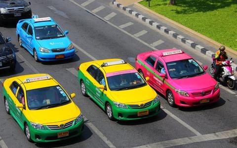 Cac bien phap bao ve hanh khach va tai xe taxi tren the gioi hinh anh 1
