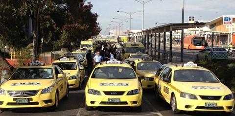 Cac bien phap bao ve hanh khach va tai xe taxi tren the gioi hinh anh 2
