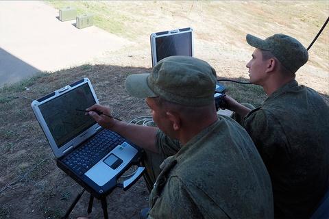 Quan doi Nga khoe vu khi hang nang o tap tran Kavkaz 2016 hinh anh 8