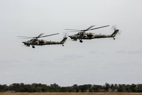 Quan doi Nga khoe vu khi hang nang o tap tran Kavkaz 2016 hinh anh 7