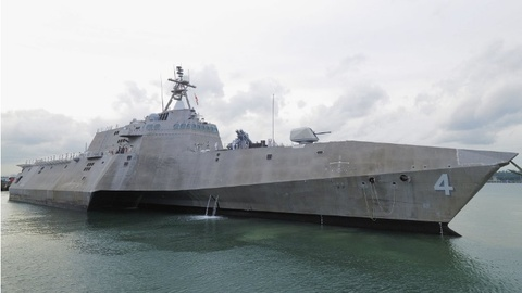 uss fort worth hinh anh