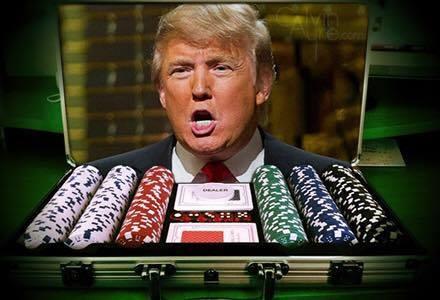 Dan ca cuoc do xo dat 'cua' Trump truoc gio bau cu hinh anh