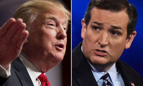 Trump can nhac cuu doi thu Ted Cruz lam bo truong tu phap