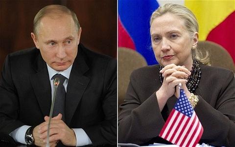 Hack bau cu My: Nga luon coi Hillary la 'moi de doa' hinh anh