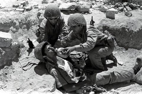 Cuoc chien 6 ngay khoc liet giua Israel va khoi Arab 50 nam truoc hinh anh 2