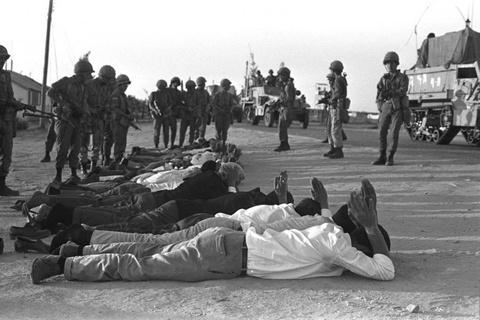 Cuoc chien 6 ngay khoc liet giua Israel va khoi Arab 50 nam truoc hinh anh 8