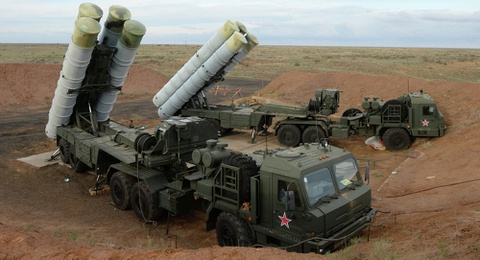 Tho Nhi Ky mua S-400 cua Nga, NATO lung lay hinh anh 1