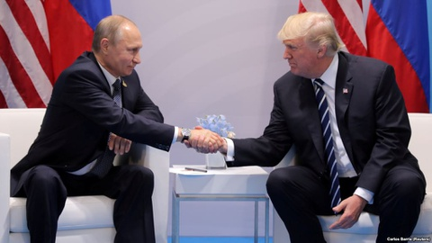 Trump va Putin se noi gi voi nhau o Viet Nam? hinh anh 1