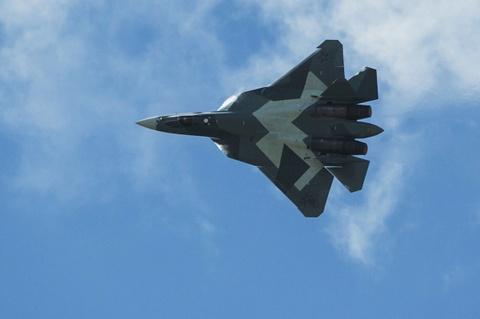 Tiem kich tang hinh Su-57 cua Nga co the qua mat F-22 cua My hinh anh 10