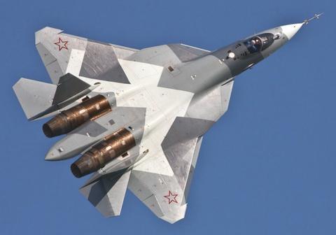 Tiem kich tang hinh Su-57 cua Nga co the qua mat F-22 cua My hinh anh 11