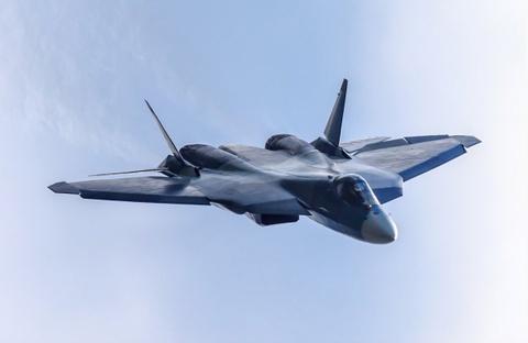 Tiem kich tang hinh Su-57 cua Nga co the qua mat F-22 cua My hinh anh 5