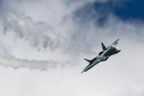 Tiem kich tang hinh Su-57 cua Nga co the qua mat F-22 cua My hinh anh 6