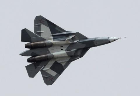 Tiem kich tang hinh Su-57 cua Nga co the qua mat F-22 cua My hinh anh 7