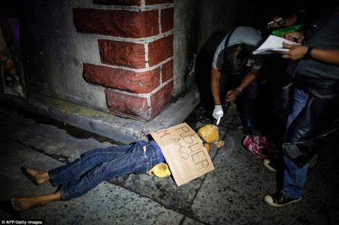 300 toi pham ma tuy bi ban chet trong 1 thang o Philippines hinh anh 3