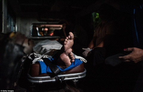 300 toi pham ma tuy bi ban chet trong 1 thang o Philippines hinh anh 5