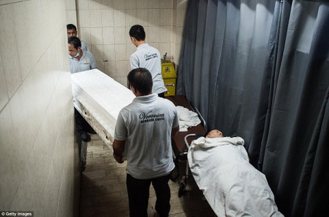 300 toi pham ma tuy bi ban chet trong 1 thang o Philippines hinh anh 4