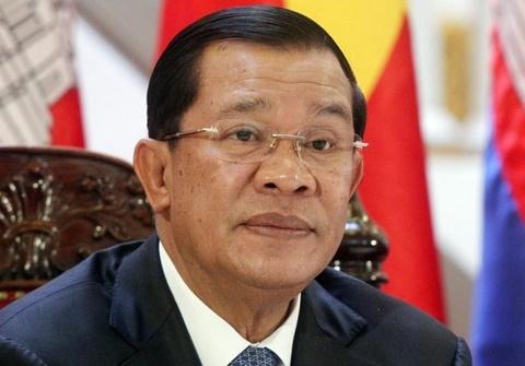 Viet Nam phan hoi cao buoc nguoi Viet xuc pham ong Hun Sen hinh anh